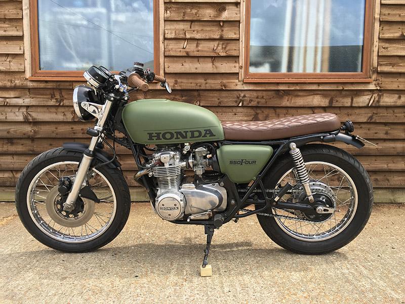 classic motorbike decals